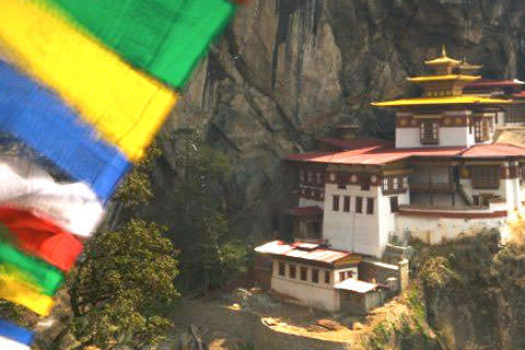 Butão, Himalaia