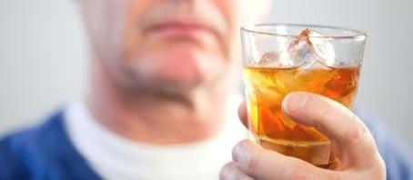 Codings de álcool e remoção deles