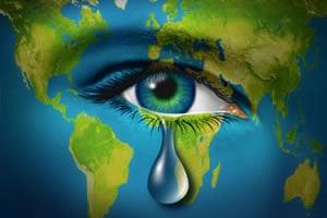 O Planeta Pede Socorro Marcia Fernandes