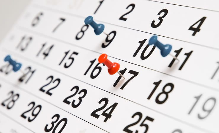 Vibração Energética da data de inauguração de um negócio