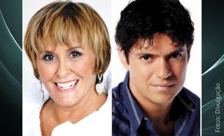 Márcia Fernandes comenta experiências espirituais do cantor   Jorge Vercillo