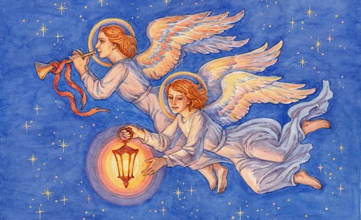 Anjos e Arcanjos - 2 ou mais pessoas