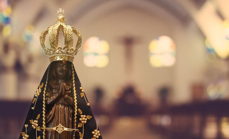 Ritual de Nossa Senhora Aparecida - Câncer e Libra