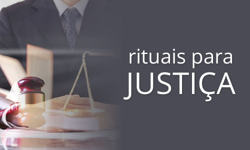 Rituais - Justiça
