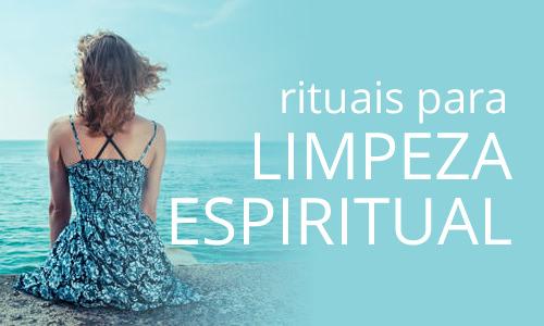 Rituais - Limpeza Espiritual