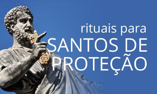 Rituais - Santos de Proteção