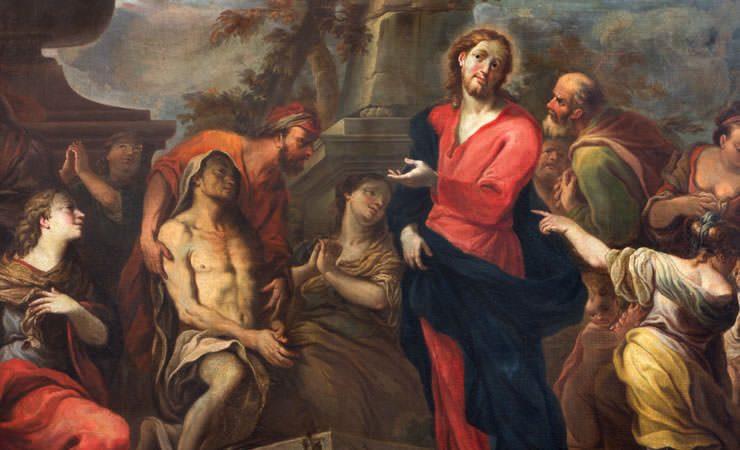 Hoje é Dia de São Lázaro!