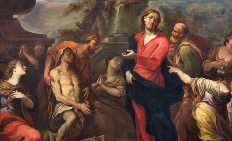 Enterro de São Lázaro