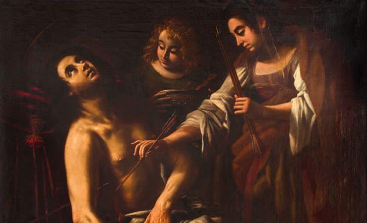 Banho de São Sebastião para abertura de caminhos