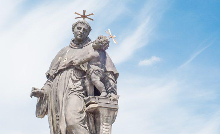 Hoje é Dia de Santo Antônio e um banho poderoso para quem deseja atrair o verdadeiro amor!