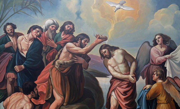 Hoje é Dia de São João Batista!