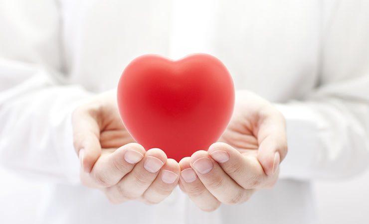 Hoje é Dia da Caridade!