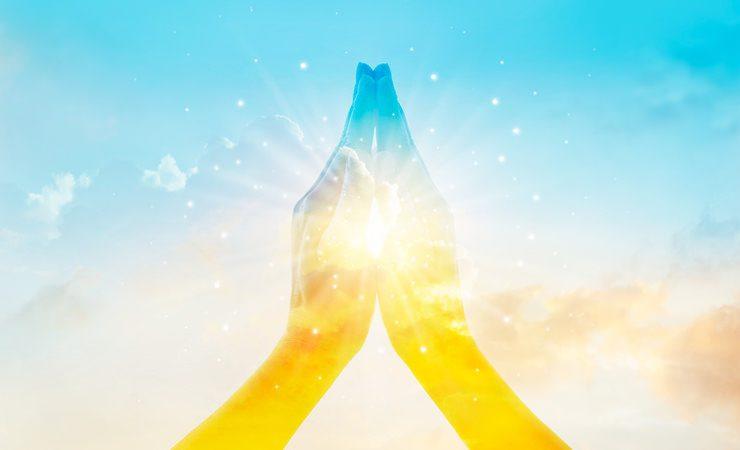 Hoje é Dia Mundial da Oração!