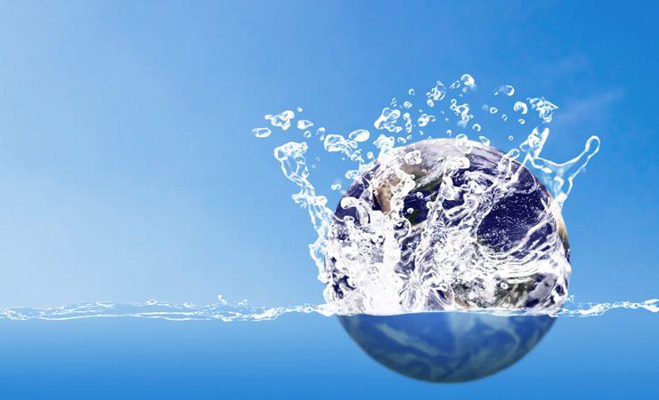 Hoje é Dia Mundial da Água!