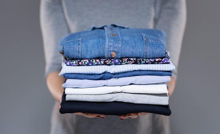 Cores de roupa para cada dia da semana