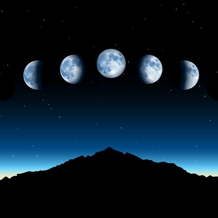Fases da Lua em Outubro: dicas importantes para seu dia a dia