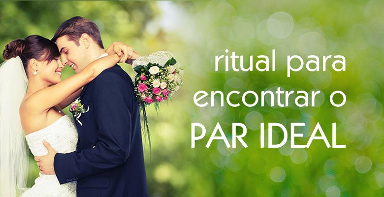 Ritual para encontrar o par ideal