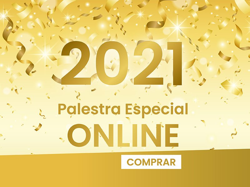 Palestra Especial 2020